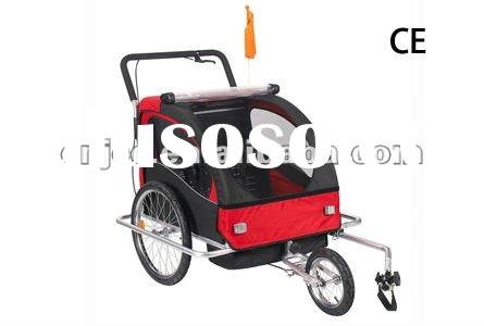 Baby Bike Trailer with jogger function