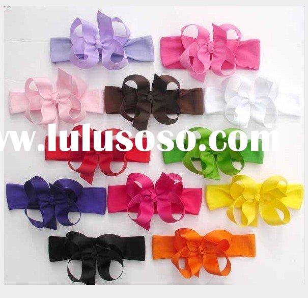 Baby headbands with bow/hair accessory