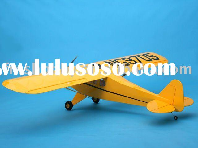 Balsa rc model aircraft PIPER J3 CUB