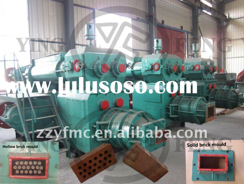 Best selling!!!Fired clay brick making machinery