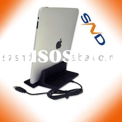 Black USB Sync Dock Stand Charger For iPad iPhone iPod