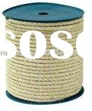 Bleached 3mm-70mm Sisal Rope/Hemp rope