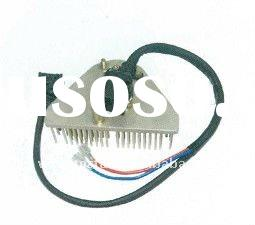 Blower motor resistor, control unit air conditioning,Blower regulator for MERCEDES