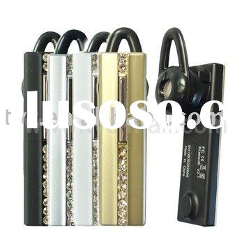 Bluetooth Headset for iPhone 3G/3GS w Diamond Decorated A705