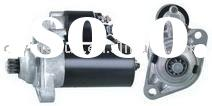 Bosch Auto Starter 2-2972-BO(CS620), Used On VW(Volkswagen)