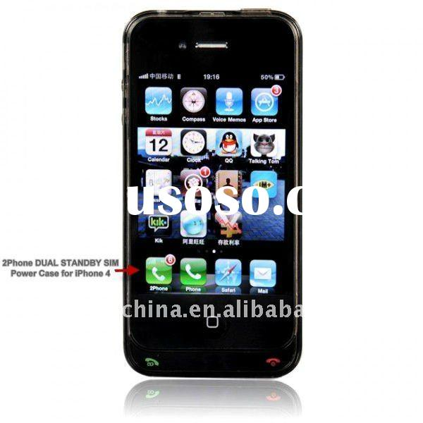 Brand New Benefits for Active Rebel 2Phone Dual Sim for iPhone 4