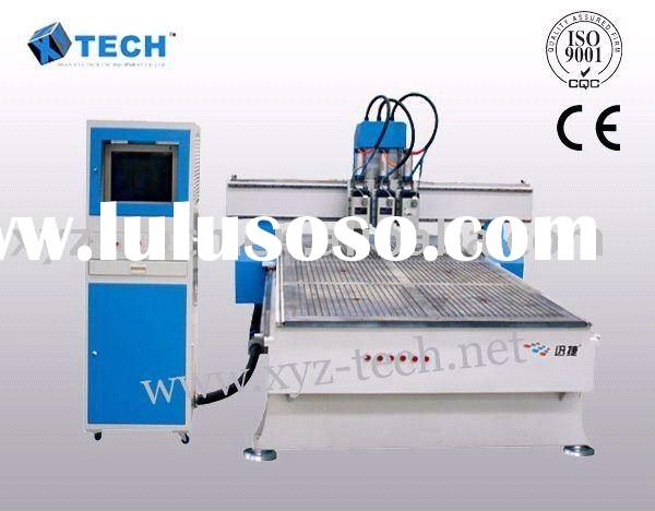 CNC router mist cooling system 1300*2500mm with CE