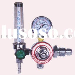 CO2 & ARGON GAS REGULATOR with flow meter