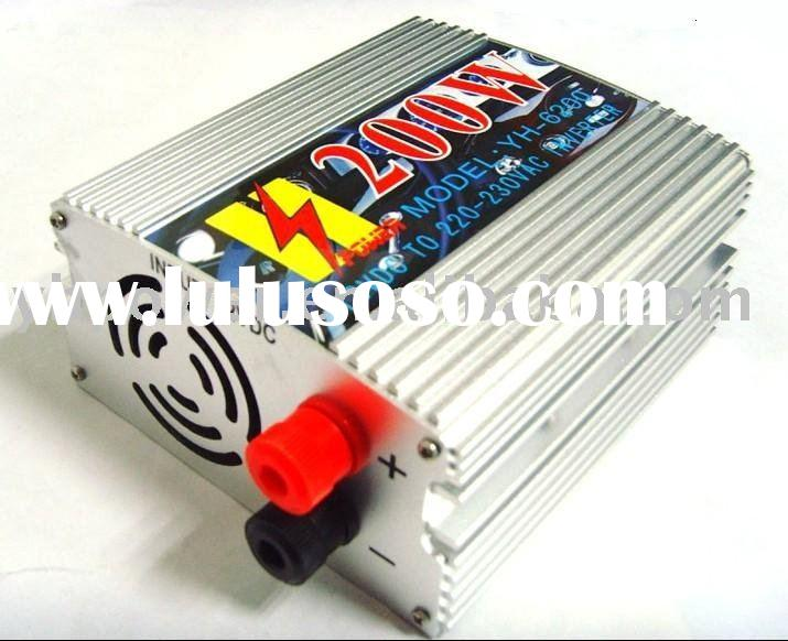 Car DC/ to AC inverter