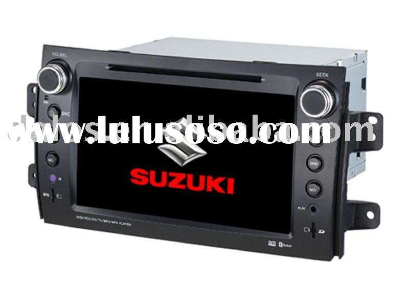 Car DVD player, Car GPS, Car DVD GPS for Suzuki SX4