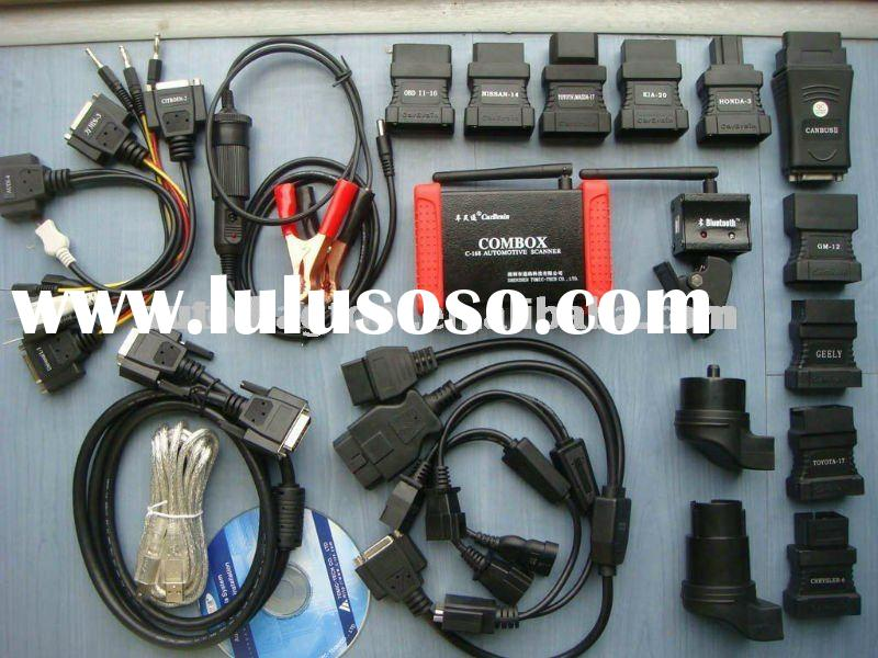 Carbrain C168 universal auto diagnostic tool for all Europe,Asia,America cars ,in stock with fast de
