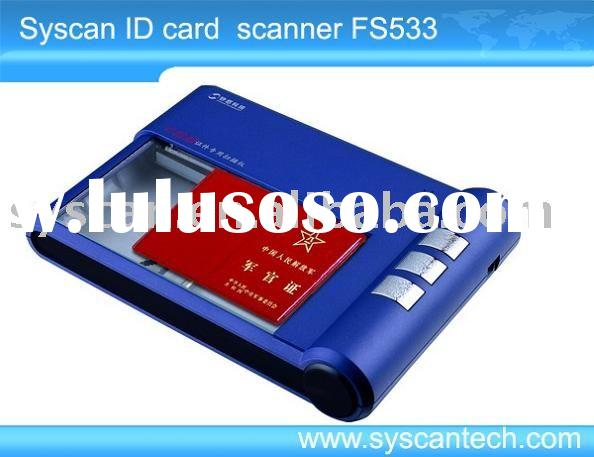 Card scanning solutions,Certificate verification scanner:passport , Credit cards, Driver's l