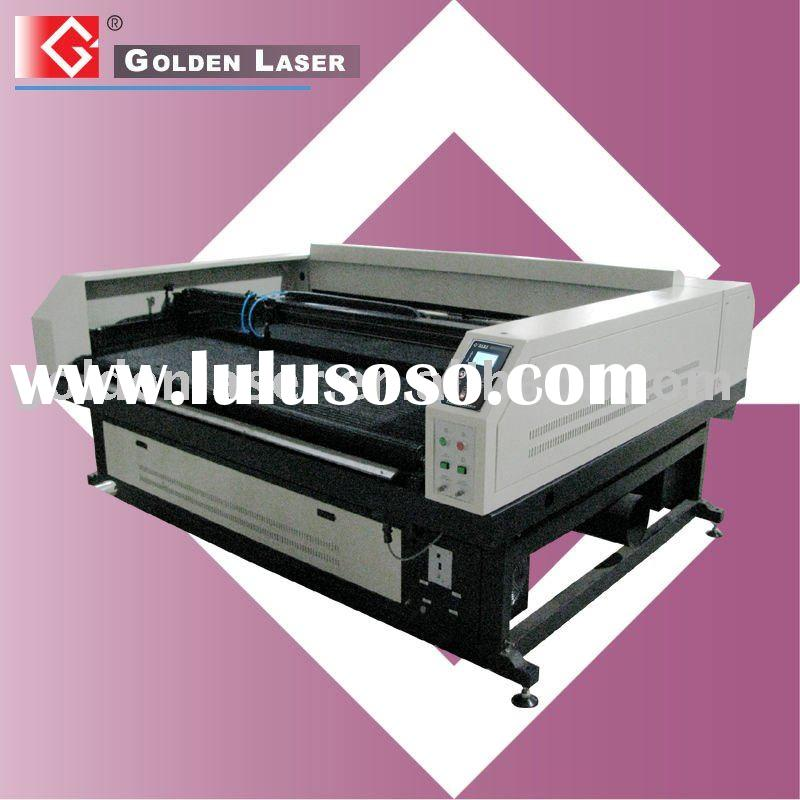 Carpet cutting machinery for car floor mat