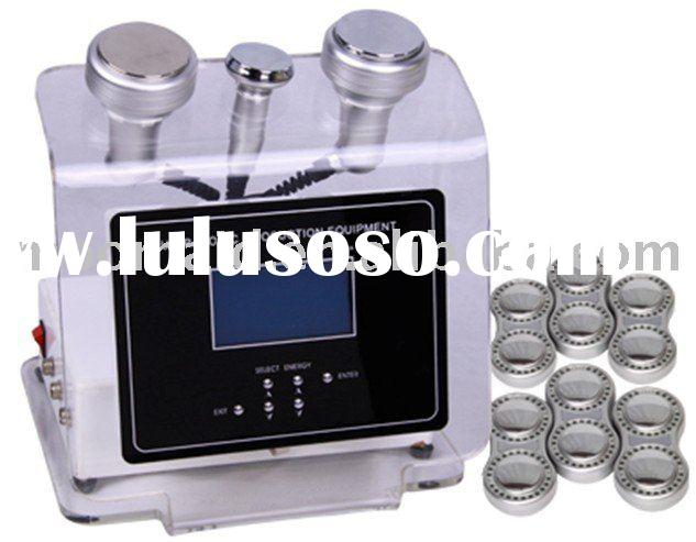 Cavitation ultrasound skin care device
