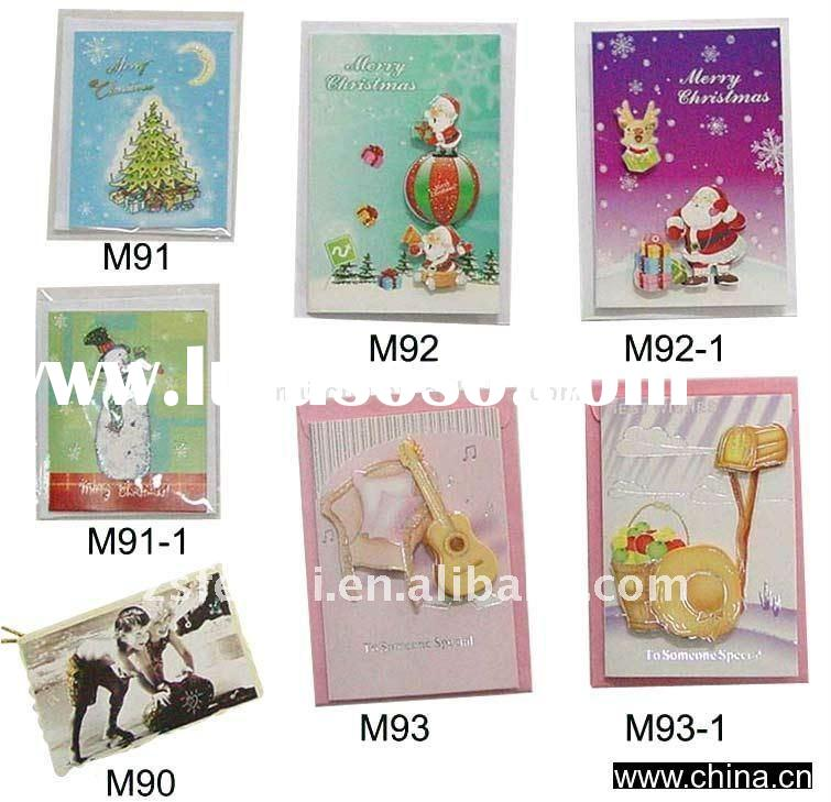 Cheap and high quality greeting card printer from China