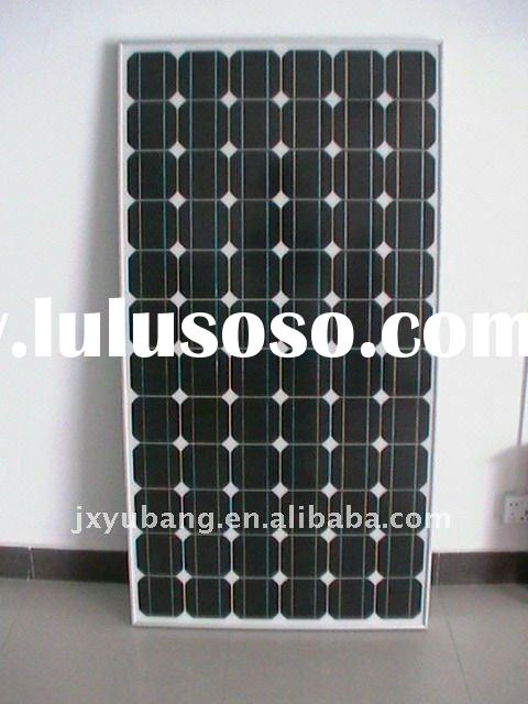 Cheap price Home solar panels 185W photovoltaics battery charger photovoltaic solar panels renewable