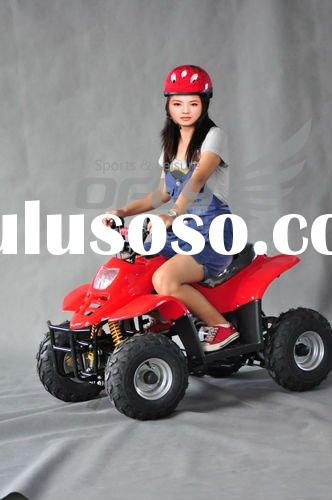 China Made Cheap Gas-Powered 4-Stroke Full Automatic Engine 50CC ATV (AT0501)
