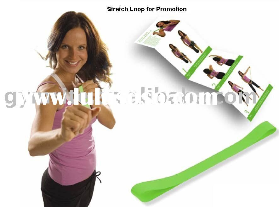 Circular Resistance Loop , latex band , resistance band , exercise band , stretch band