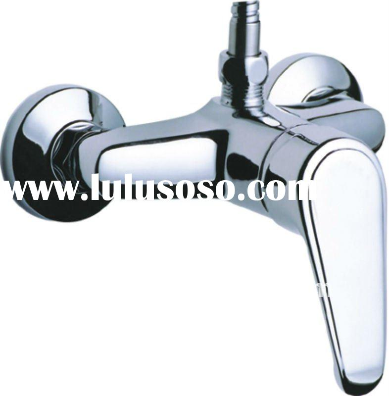 Colombo series: single handle shower faucet