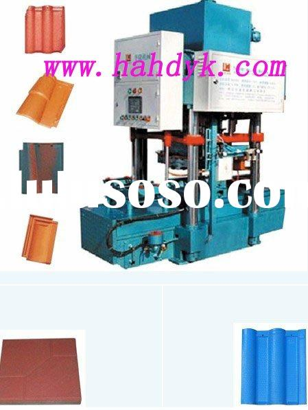 Color Tile Making Machine for Encaustic Brick and Color Tiles