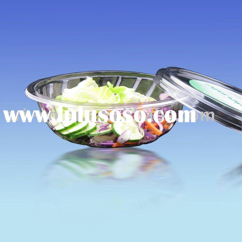 Crisper Salad bowl with seperated lid