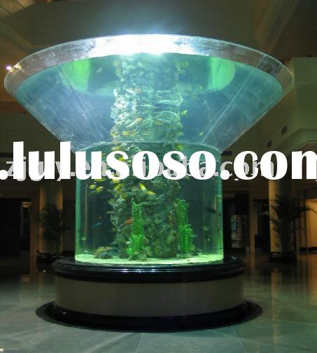 Custom Giant Acrylic Fish Tank for Sale