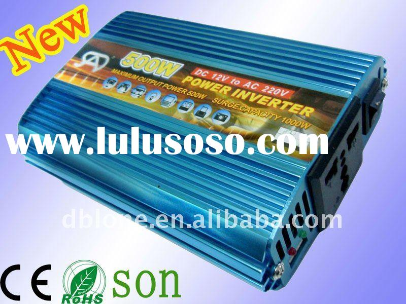DBL-650 electric DC/AC car inverter (2012 Model)