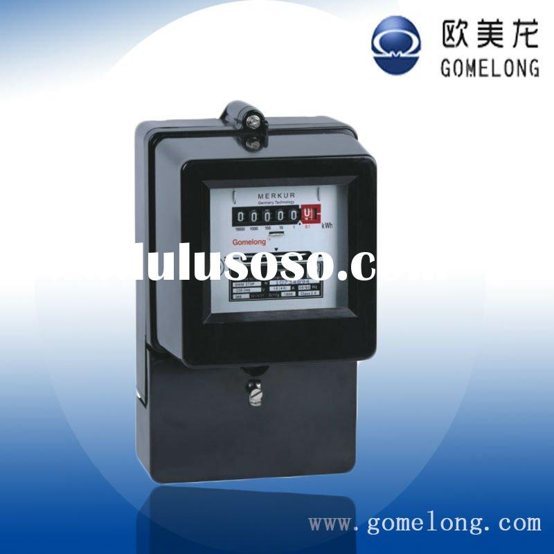 Single Phase Meter : Single phase meters manufacturers in