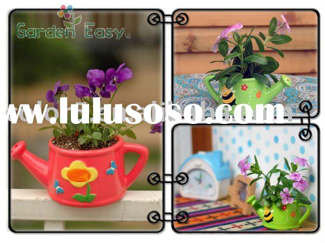 DIY Flower Pot,watering shower,terracotta pot,planter,ceramic pot