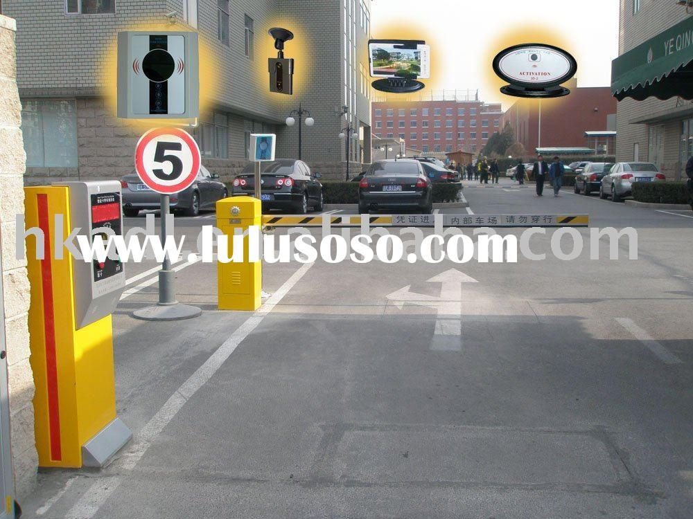 DVL-M8-A RFID car parking management system