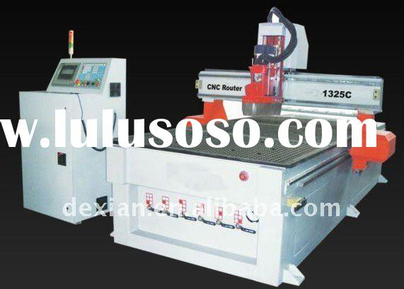 DX- 1325 cnc router with vacuum system and dust collector ( 1300*2500*190mm ) OEM avaliable