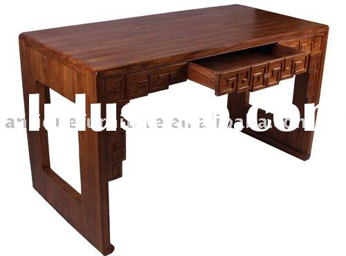 Desk,Chinese home office furniture,Wood desk