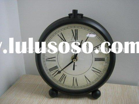 Desk quartz clock
