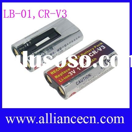 Digital Camera Battery RCR-V3, camera battery, camcorder battery