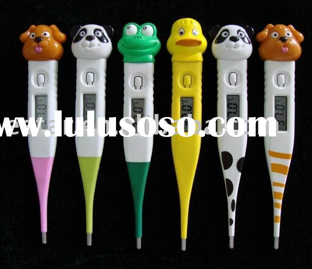 Digital clinical Thermometer/Cartoon Thermometer/baby thermometer/digital thermometer/body temperatu