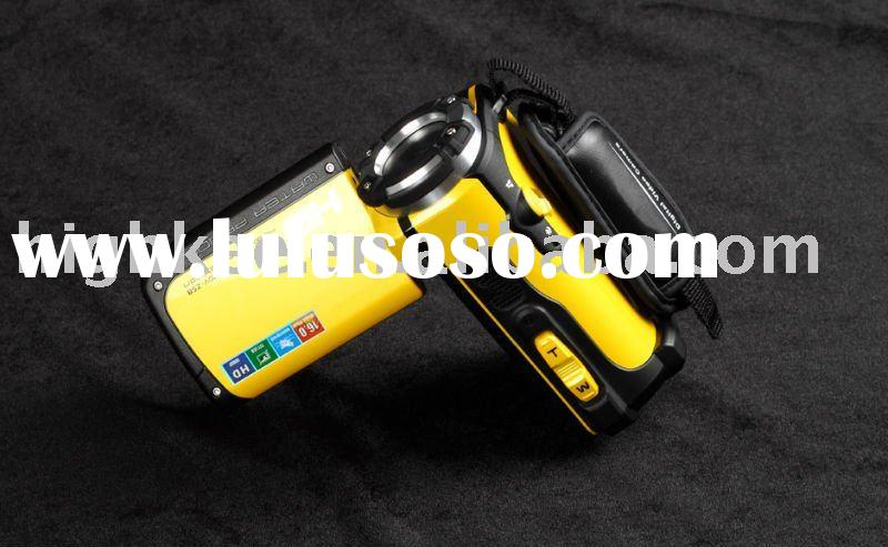 Digital video camera Underwater Waterproof Camera camcorder DV underwater 0-3 m