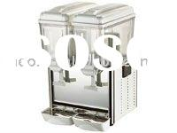 Double Electric Juice Dispenser /Home Kitchen Appliance/Kitchen/Hotel/Restaurant Equipment