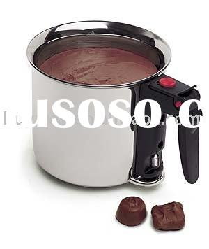 Double wall Stainless Steel Milk Pot (Bain Marie Milk Boiler)