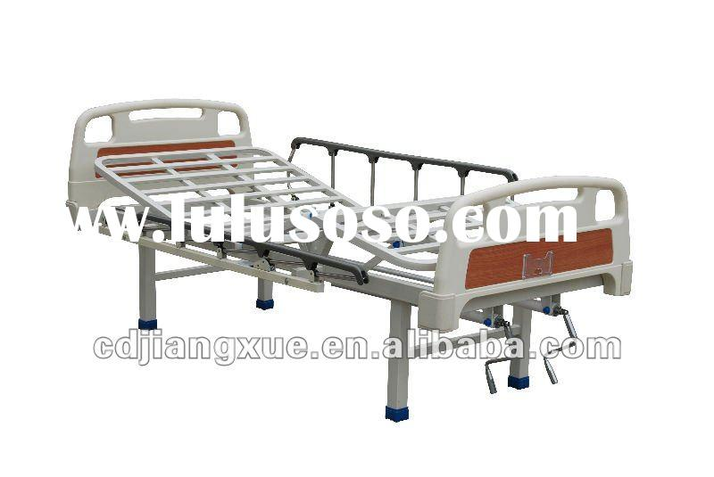E01-1 Double Crank Manual Adjustable Hospital Bed