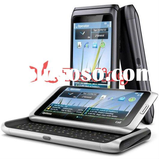 E7 mobile phone unlocked WIFI 4.0 touch screen qwerty keypad