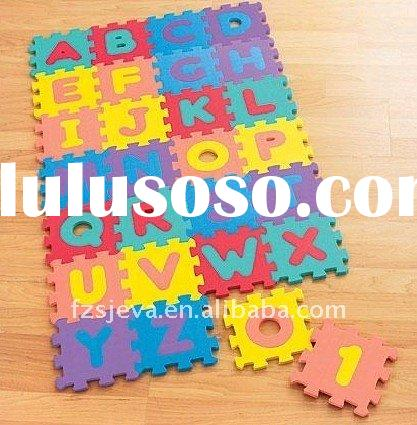 EVA Foam Puzzle Play Mat/ kids foam play mat