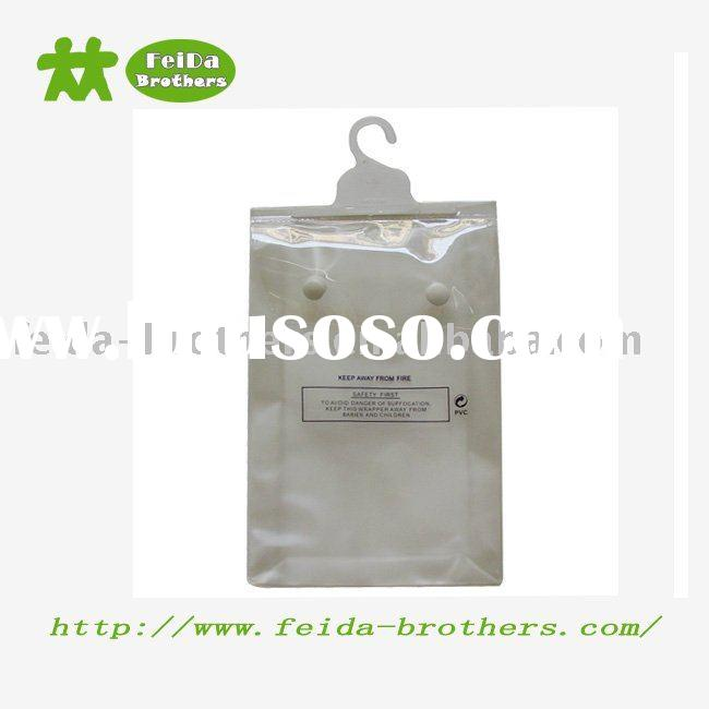 EVA Hook plastic suit bag