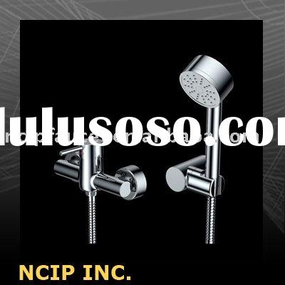 EXPOSED SHOWER FAUCET/BATHROOM FAUCET WITH HAND SHOWER