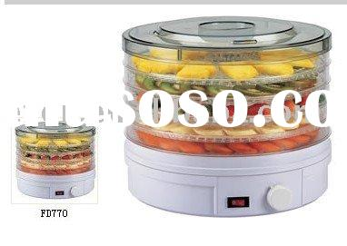 E-770 electric food dehydrator home applicance oven toaster fryer food warmer Food dryer Home applic