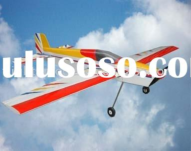E-Sport M036 balsa wood model rc airplanes