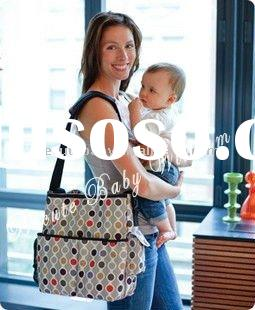 Eco-friendly baby diaper bag new born baby set