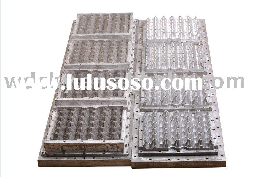 Egg tray dies(for the rotary pulp molding machine)