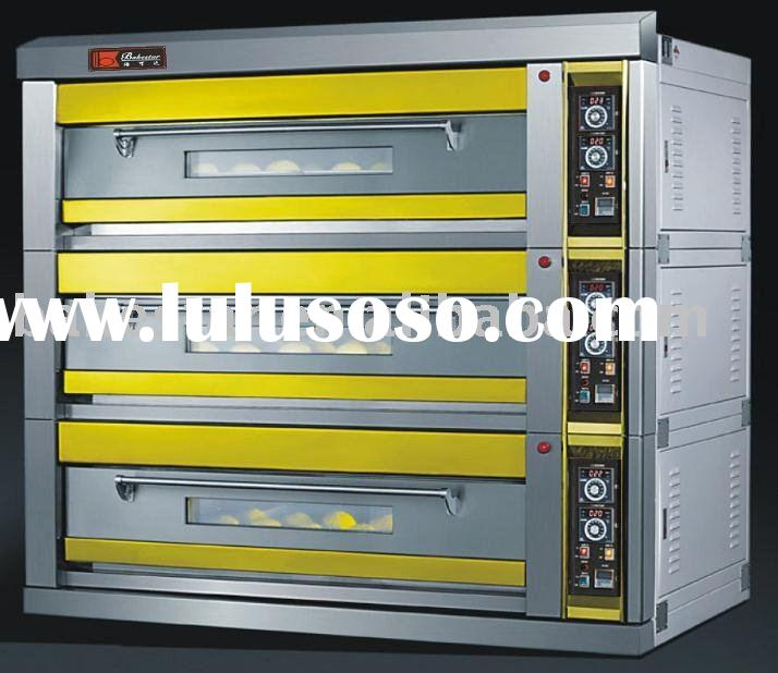 Electric Deck Oven(Bakery Oven)