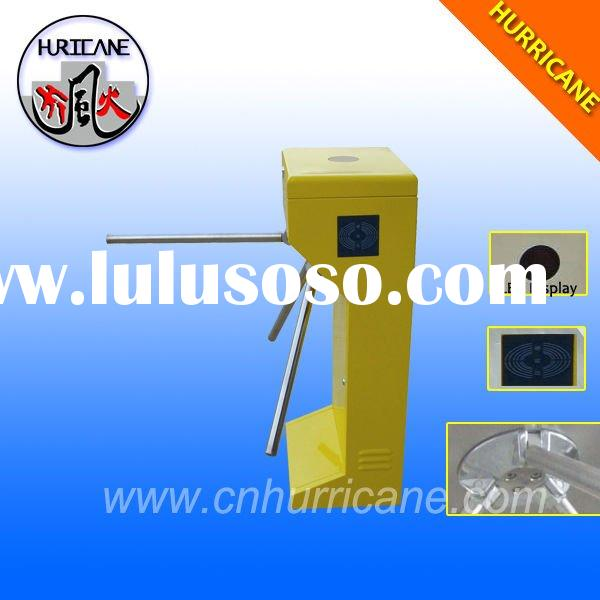 Electronic Tripod Turnstile, Stainless Access Control Gate