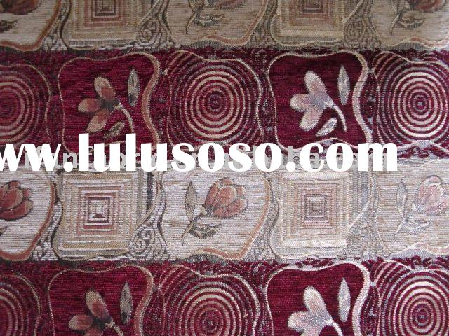 FABRIC CHENILLE/UPHOLSTERY FABRIC JACQUARD/UPHOLSTERY CHENILLE FABRIC/CHENILLE JACQUARD SOFA FABRIC